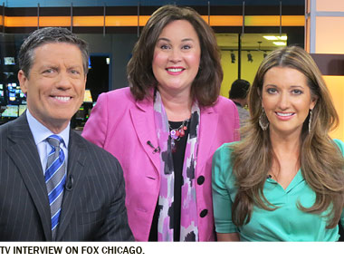 Fox Chicago Interview