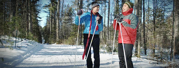 Welcome to Cross-Country Skiing Season